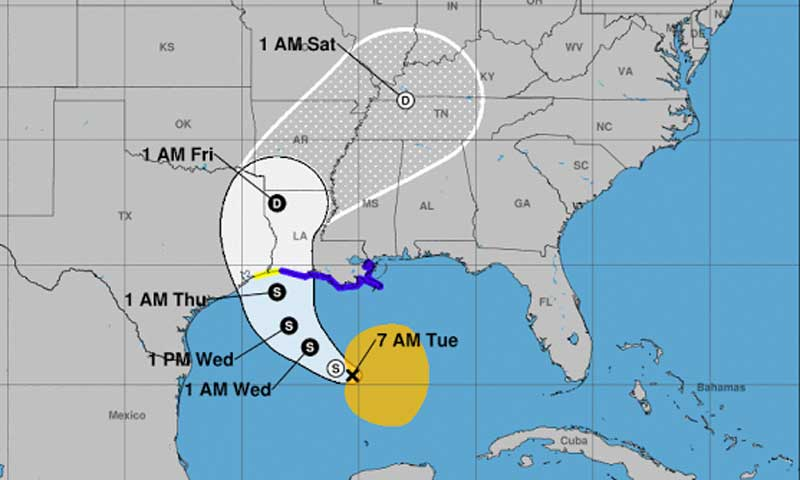 tropical storm cindy