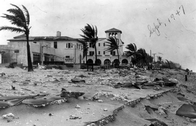 historic storm surge florida
