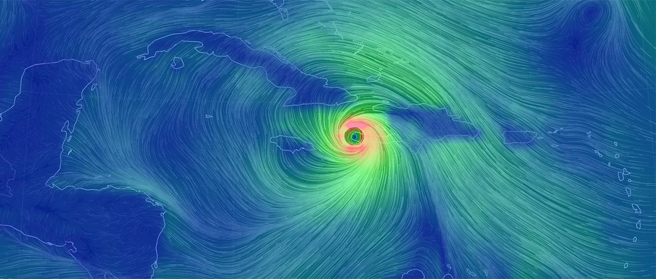 Haiti Could Be Dealing with Matthew's Impacts for Years to Come