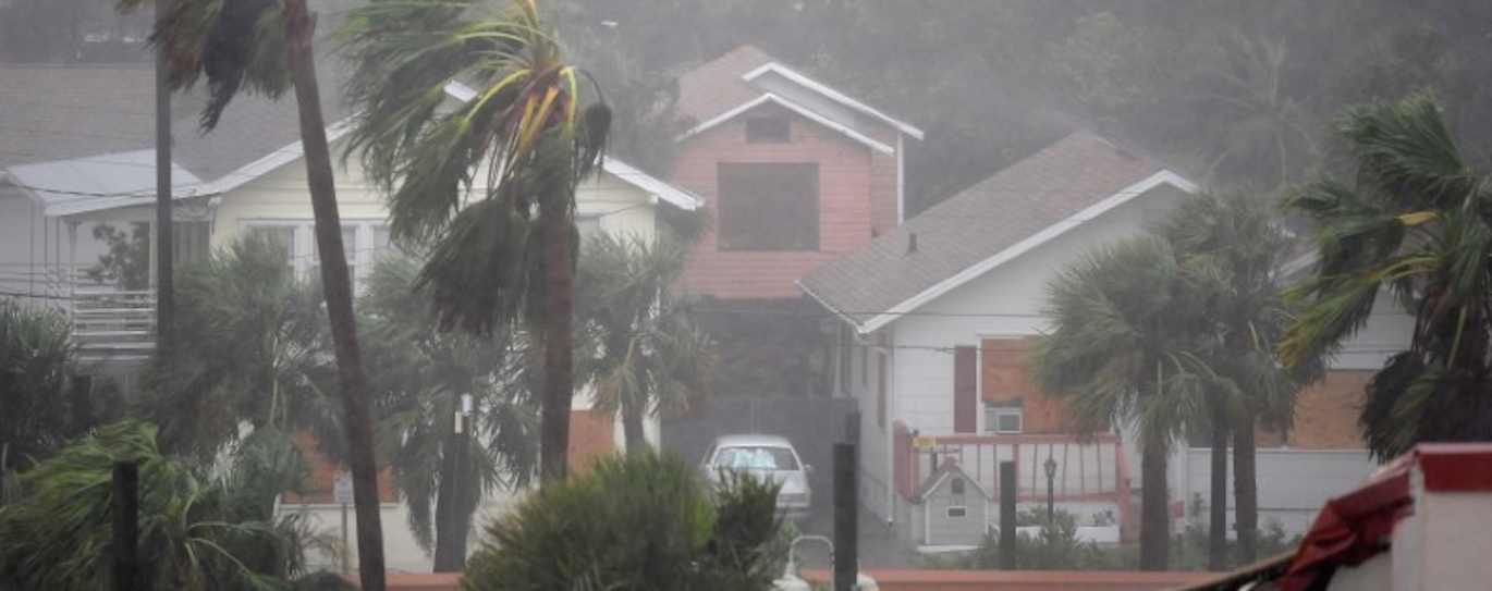 Category 1 Matthew Batters Carolinas with Wind, Surge and Heavy Rains