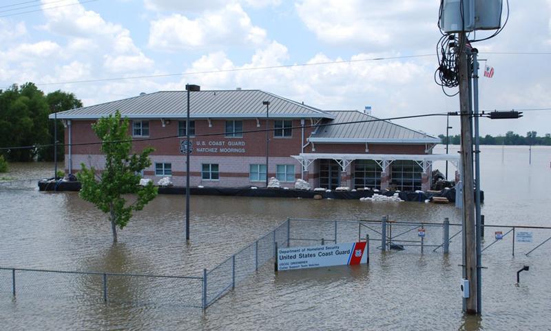 flooding in louisiana