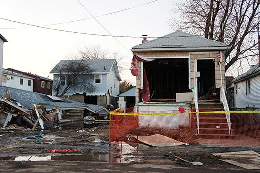 storm surge damage