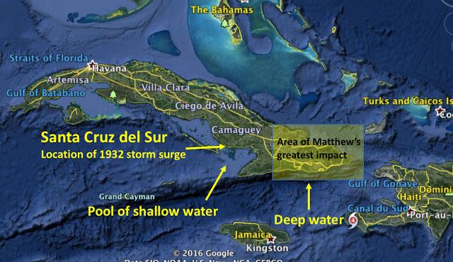 hurricane matthew's impacts