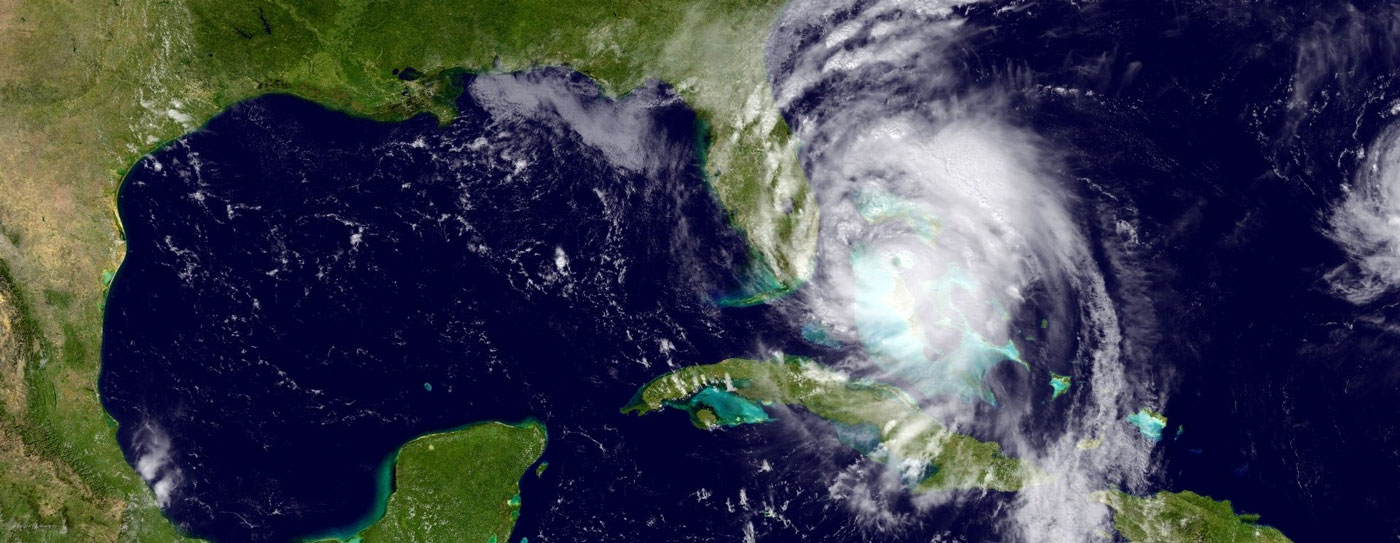 Matthew Roars Toward Florida and the Record Books