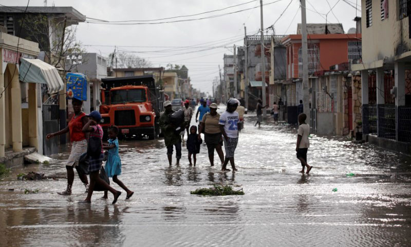 haiti impacts from hurricane matthew