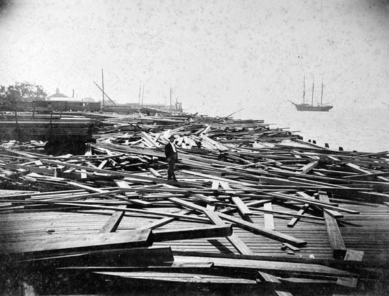 great hurricane of 1898