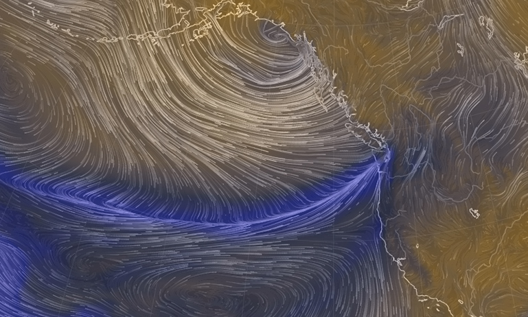 PNW atmospheric river