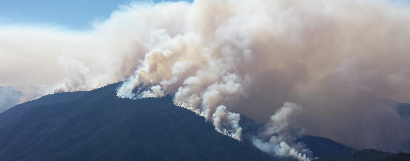 Warming Is Increasing Wildfire Risks in California