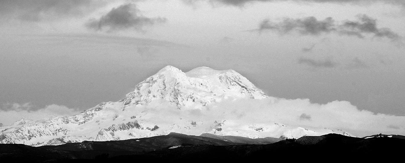 Mount Rainier Faces Insane Amounts of Snow This Week