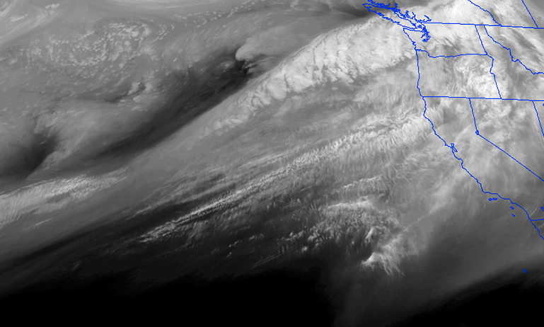 Pacific Northwest atmospheric river