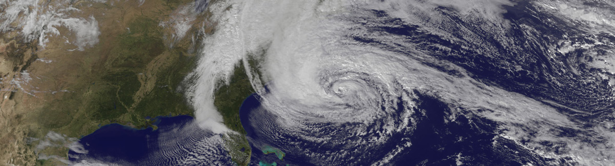 Sandy's Surge Was Extreme. It Could Become Normal