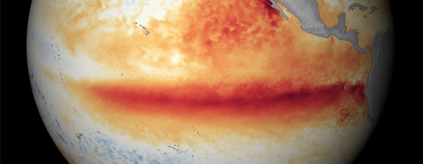 How a Monster El Niño Transforms the World's Weather