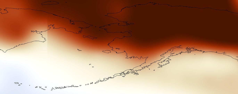 Unrelenting Winter Warmth Could Herald Alaska's Future