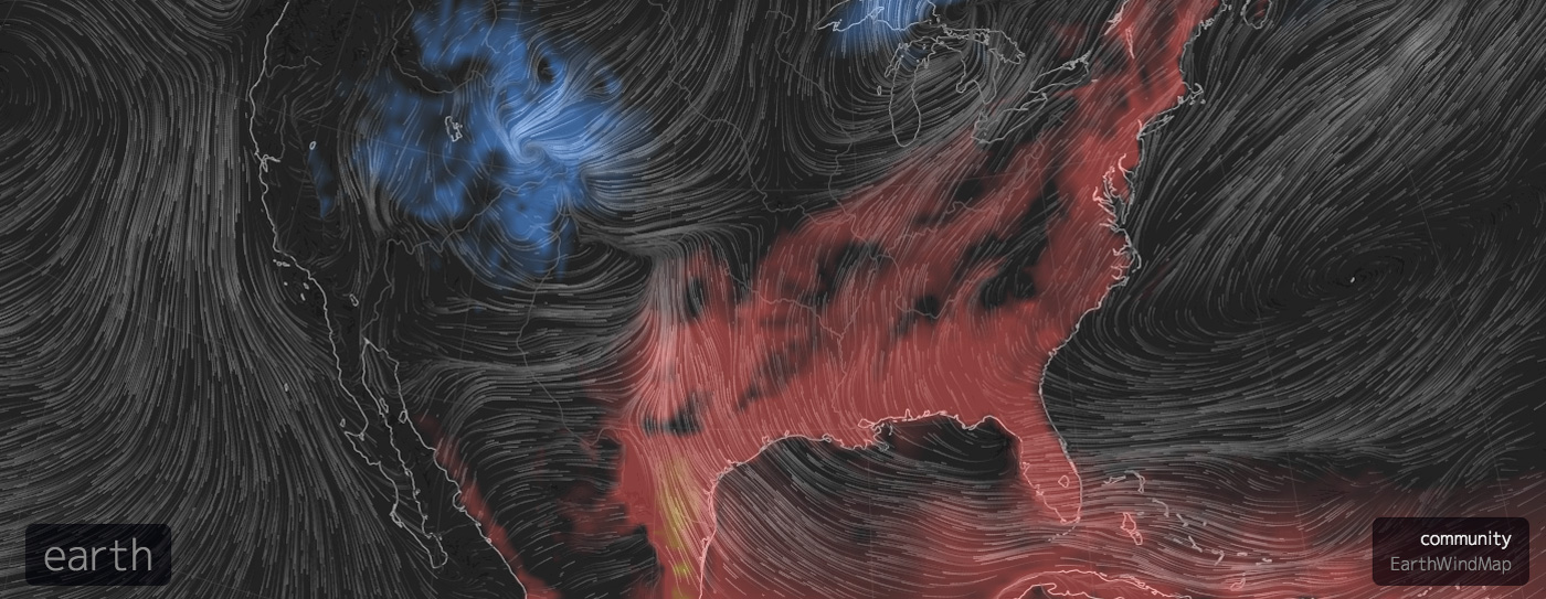Heat, Snow, Tornadoes, Flooding: Just One Week's Worth of Weather