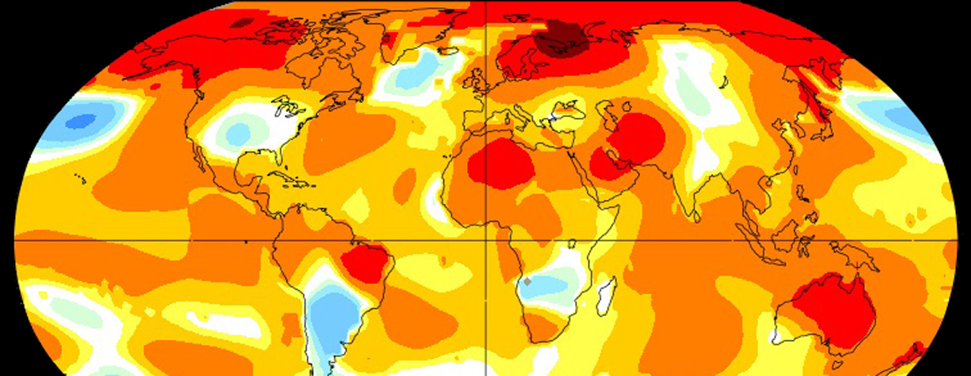 May Marks One More Record Hot Month For the World