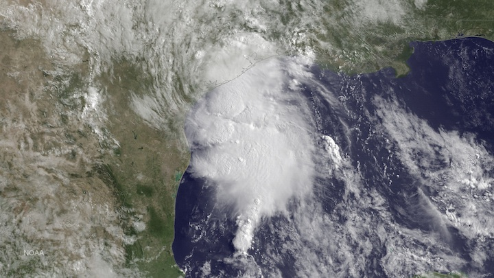 Tropical Storm Bill