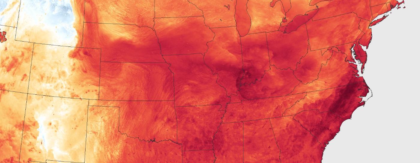 Sweaty Summer Weather: Big Heat For Northeast This Weekend