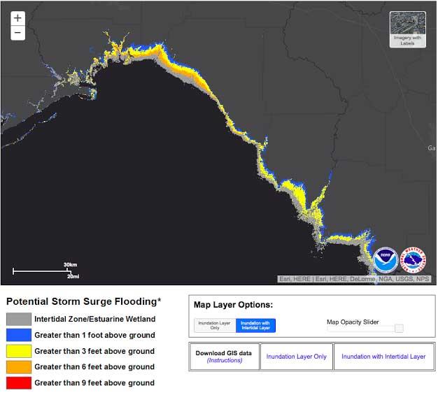 storm surge project