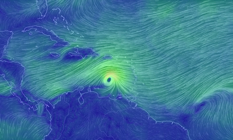 Matthew Could Spell Trouble for the Caribbean Through Next Week